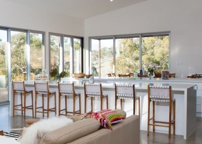 Designer Living Areas by Shire Homes